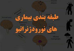 طبقه بندی بیماریهای نورودژنراتیو قسمت اول